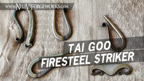 How to Forge a Tai Goo Highway U Firesteel